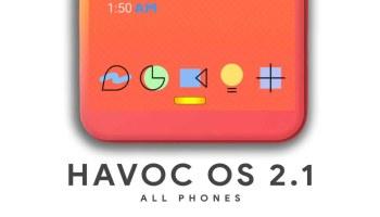 Download Havoc OS 2 0 Pie custom Rom for Oneplus 6 – TweakGuy