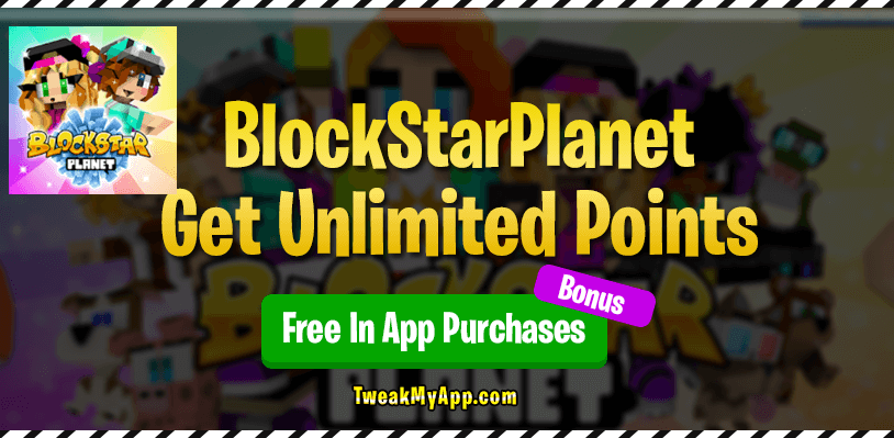 BlockStarPlanet Hack