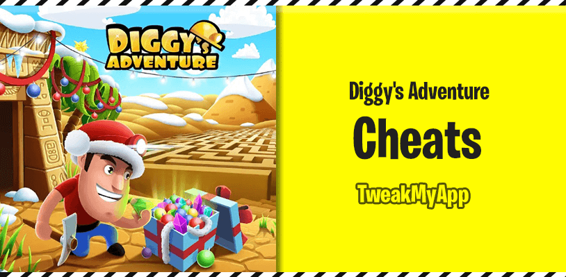 diggy's adventure cheats