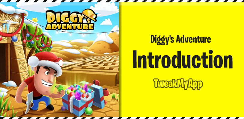 diggy's adventure introduction