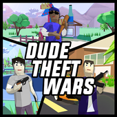 Dude Theft Wars icon