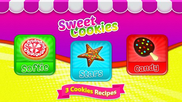 Baking Cookies - Cooking Game poster