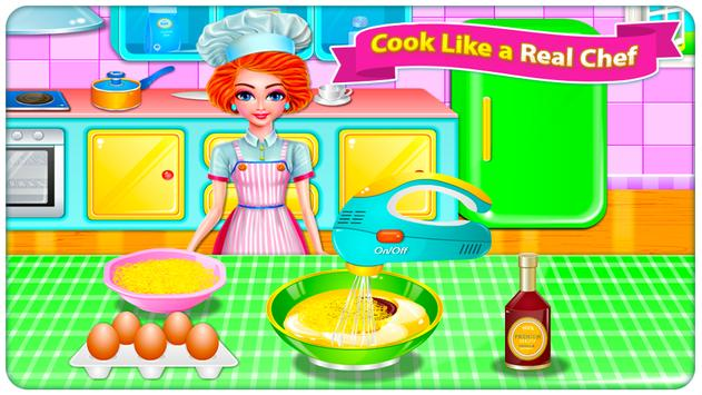 Baking Cupcakes 7 - Cooking Games poster