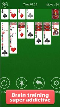 Classic Solitaire Free screenshot 1
