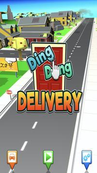Ding Dong Delivery 2 - Retro Arcade Pizza poster