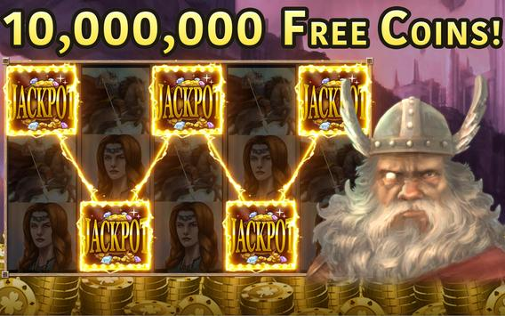 Get Rich: Free Slots Casino Games with Bonuses poster