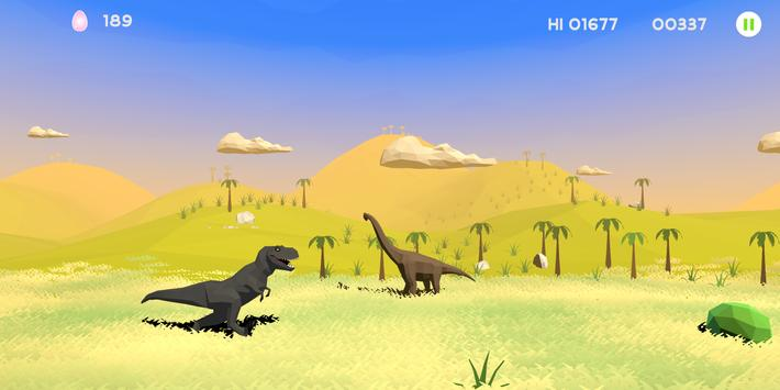 Run Dino Run screenshot 1