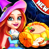 Halloween Cooking: Chef Madness Fever Games Craze icon
