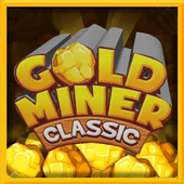 Gold Miner Classic Plus - Bearded New Miner icon