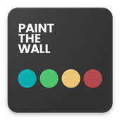 Paint the wall icon