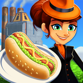 Diner DASH Adventures: a time management game icon