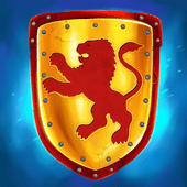 Castle fight: Heroes 3 medieval battle arena icon