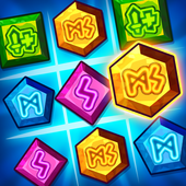 Puzzle & Defense: Match 3 Battle icon