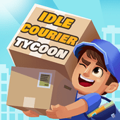 Idle Courier Tycoon - 3D Business Manager icon