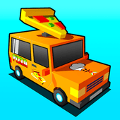 Ding Dong Delivery 2 - Retro Arcade Pizza icon