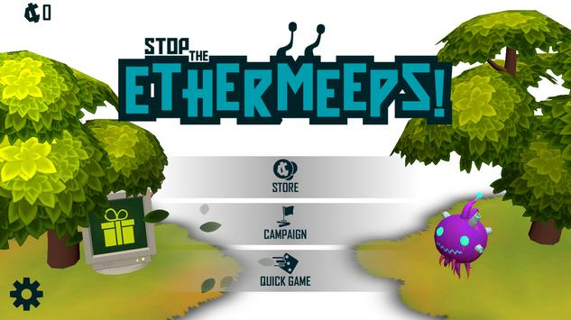 Stop The Ethermeeps! poster