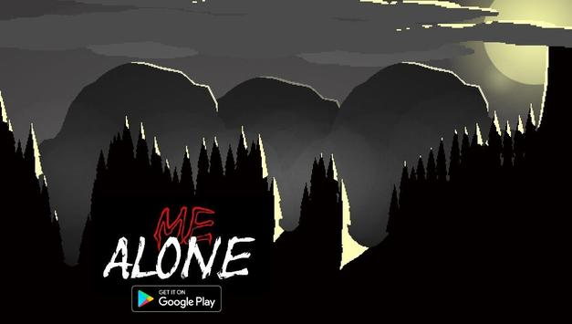Me Alone: Survival Zombie Experience poster