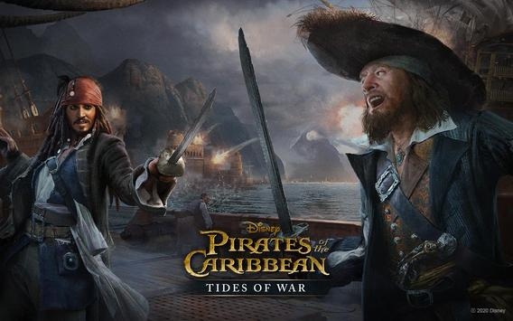 Pirates of the Caribbean: ToW poster