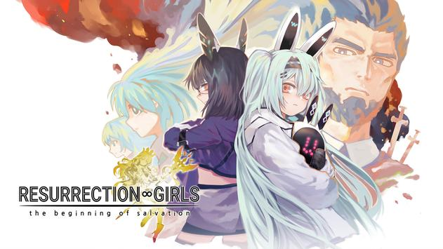 Resurrection Girl poster
