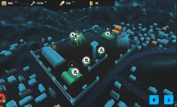 Zombie War: Protect the City screenshot 1