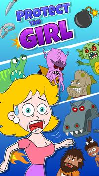 Protect the Girl! poster