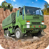 Army Transport Truck Driver : Military Games 2019 icon