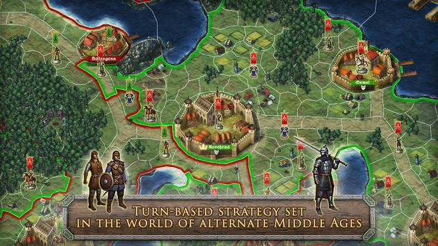 Strategy & Tactics: Medieval Civilization poster