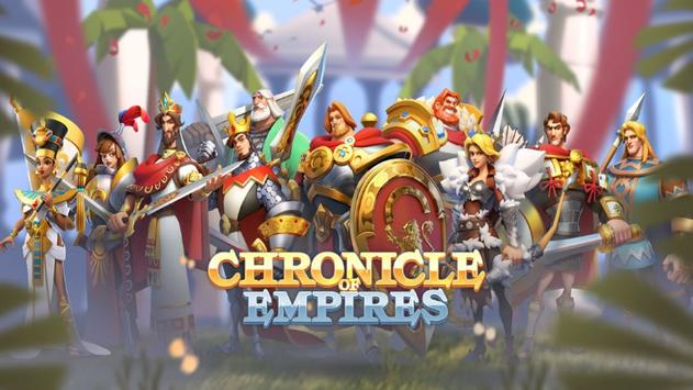 Chronicle of Empires poster