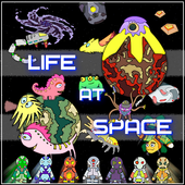 Life at Space icon