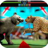 Animal Battle Simulator : Animal Battle Games icon