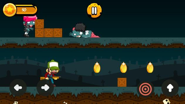 The Zombies screenshot 1