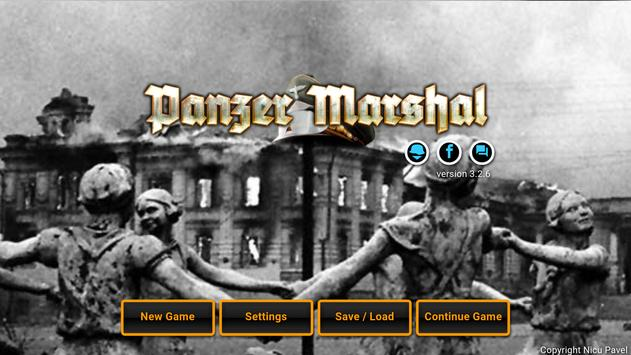 Panzer Marshal: Second Front poster