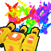Colorful Bombing icon