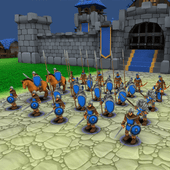 Fantasy Battles 3D icon