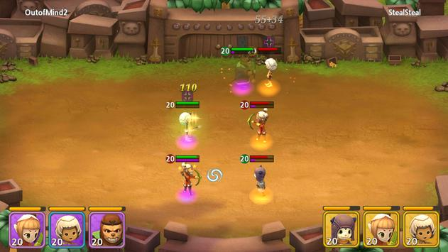 Forest Of Heroes screenshot 1