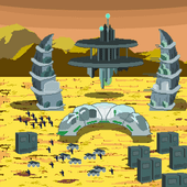 The First Space Civilization: Colony Wars icon