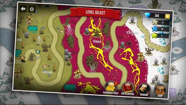 Tower Defense Reloaded – Tactical war Strategy poster