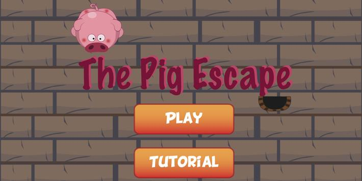 Piggy Escape: Pig Game Simulator poster