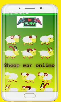Sheep fighting online screenshot 1