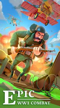 Game of Trenches 1917: The WW1 MMO Strategy Game poster