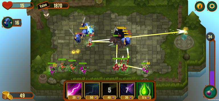 Legions Arena screenshot 1