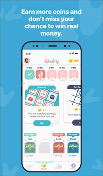 Earn money for Free with Givvy! screenshot 1