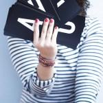 12 Letters of Handmade Fashion – Unser Buchstabe im Januar