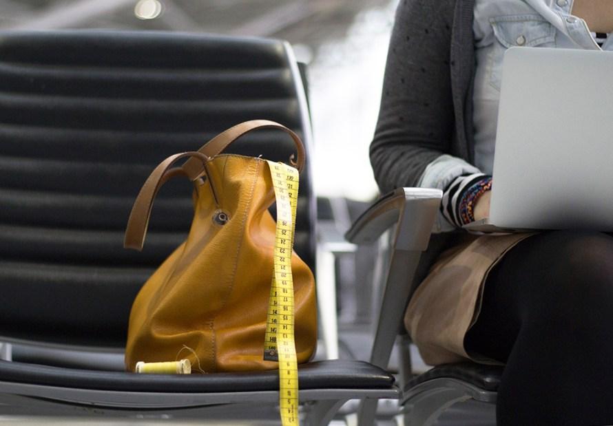 Sewing Story Flughafen