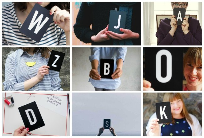 12 Letters of Handmade Fashion Meet & Sew