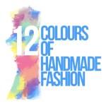 Ein neues Jahr - eine neue Challenge: 12 Colours of Handmade Fashion