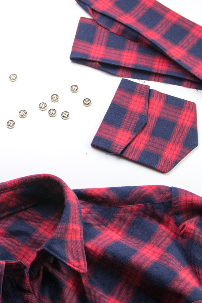 Knopfleiste Nähen blusen nähen kleine tipps für einen schönen kragen und
