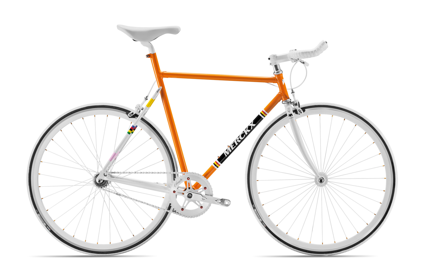 Eddy Merckx Cycles U Series Steel