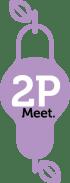 logo 2P Meet