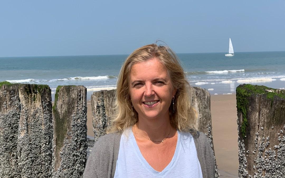Tweeperenboom verwelkomt Birgit De Clerck